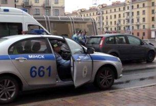 Пенсионер после ДТП размахивал ножом. Подробности происшествия в Минске