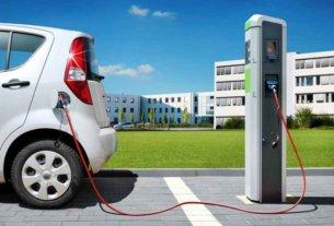 В июле в Беларуси завершается возможность бесплатно зарядить электромобиль