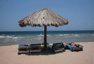 Пустые пляжи и отели, заполненные на 20%: как сейчас отдыхают в Египте