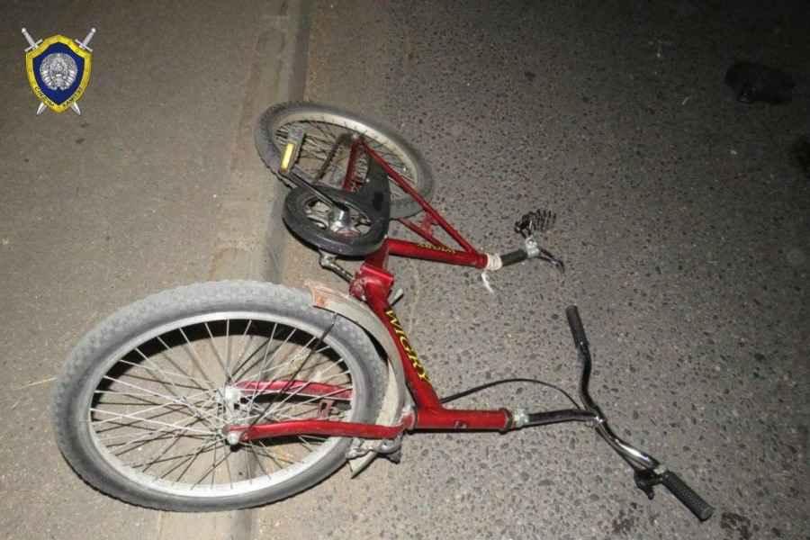 В Гродненской области грузовик насмерть сбил ребенка на велосипеде