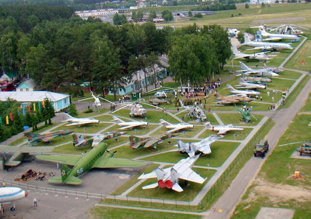 Музей авиации в Витебске