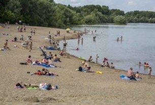 По пять пляжей на Дроздах и Цнянке открыты для купания. Где можно безопасно поплавать в Минске