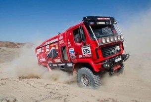 Техника на взлете. МАЗ отправил свои грузовики на «Дакар»