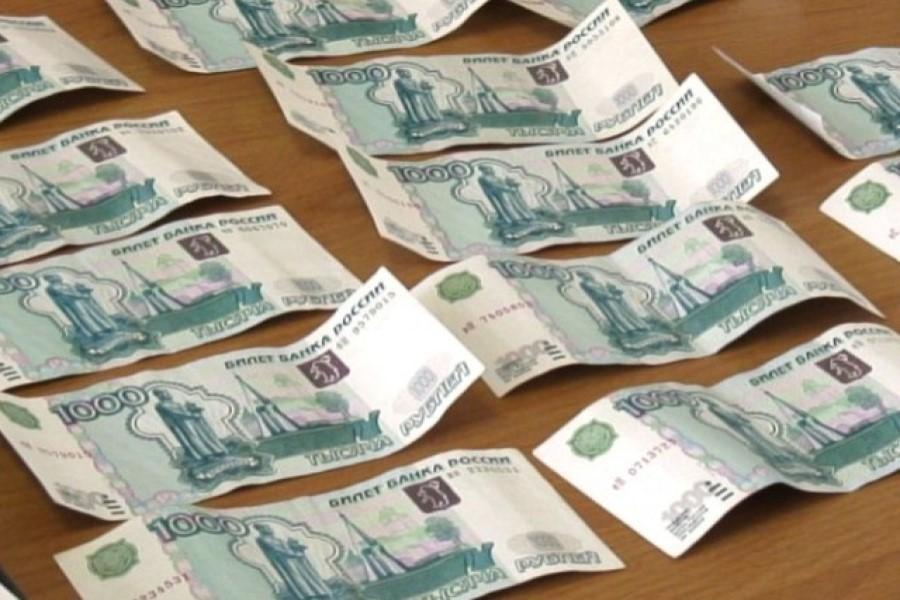 Парни купили в Москве фальшивые российские рубли, а потом сбыли их в Беларуси