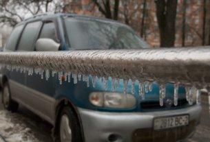 На 1 марта в Беларуси объявлен желтый уровень опасности из-за гололедицы