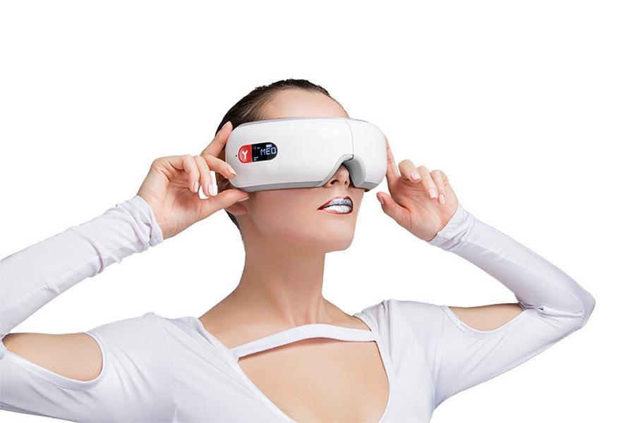 Очки массажные - инструмент красоты и здоровья