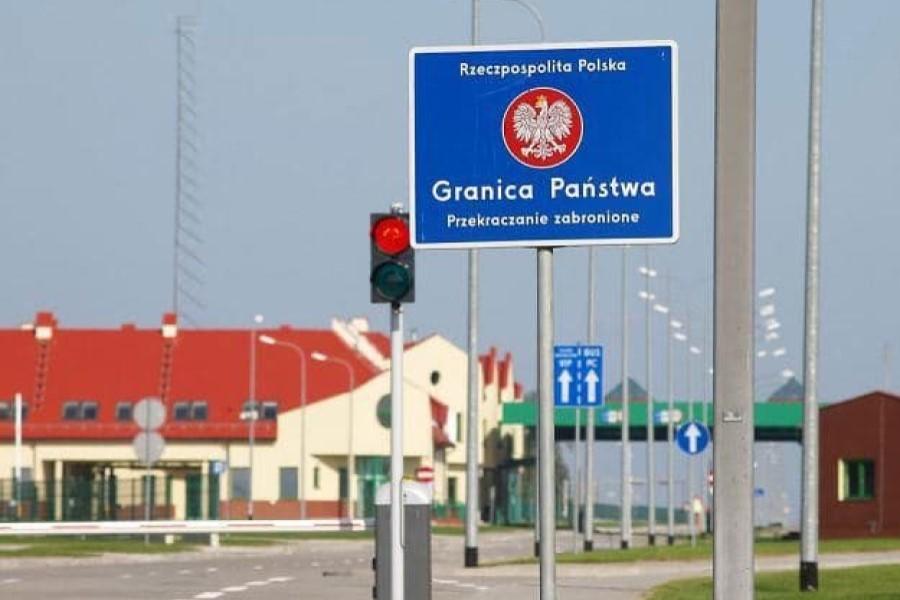 Для въезда в Польшу нужно будет сделать тест на COVID-19