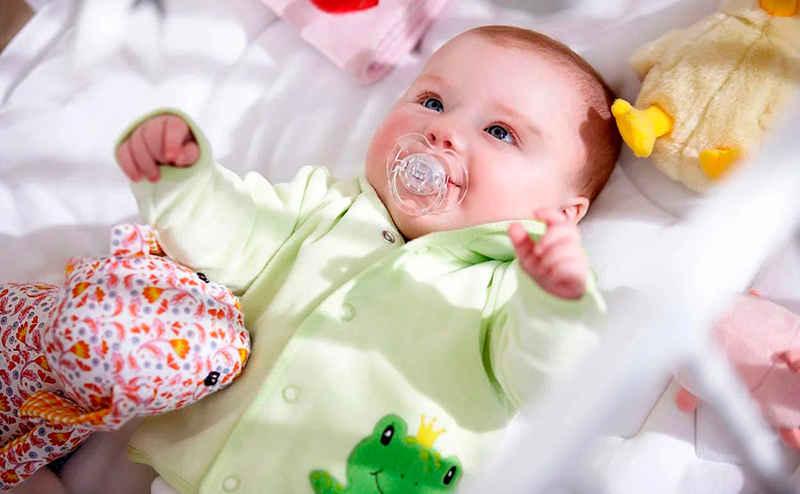 Как ухаживать за новорожденным ребенком?
