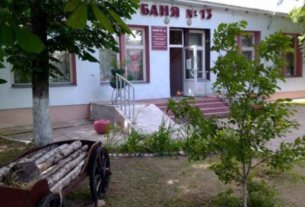 Баня № 13 (Партизанский район) в Минске