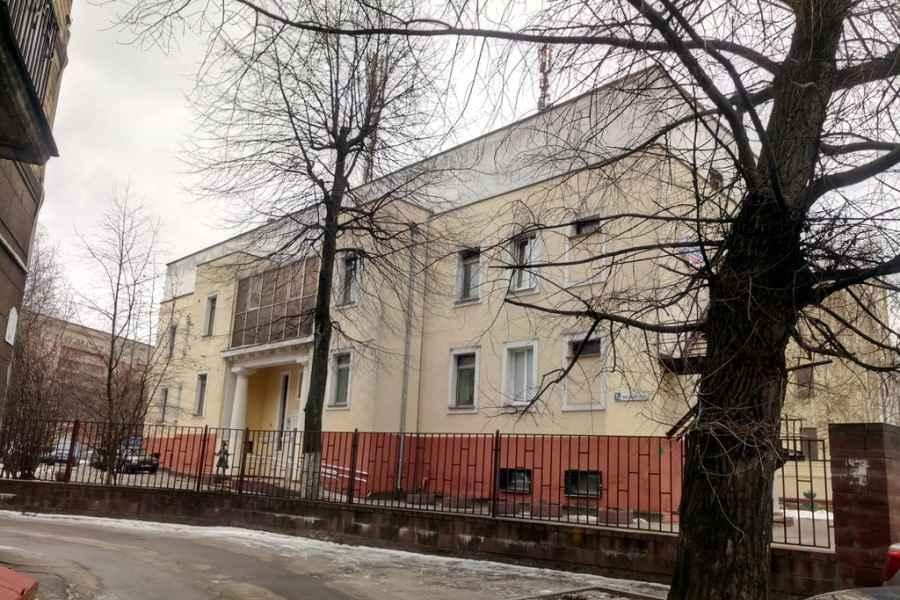 Баня № 7 (на Московской) в Минске