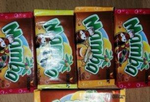 Жвачку Mamba в четырех вкусах в Беларуси признали опасной и запретили продавать