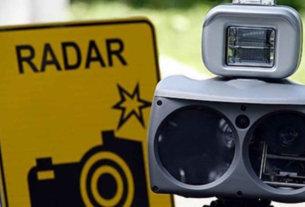 Где расположены камеры скорости в Минске