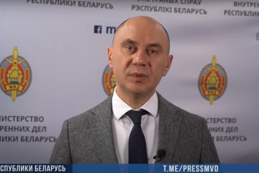 МВД сообщило, что в Минске и Печах предотвращены теракты (видео)